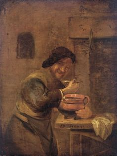 The Gruel Eater, Daniel Boone, 1650 - 1698 https://www.rijksmuseum.nl/en/collection/SK-A-1600 …