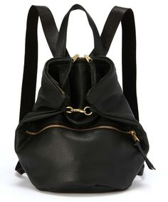 2 way Leather backpack on ShopStyle