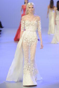 Elie Saab Couture Spring 2014 | WWD