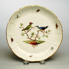 Dish LUDWIGSBURG POTTERY AND PORCELAIN FACTORY (GERMAN, 1758–1824) C. 1760
