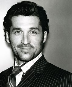 Patrick Dempsey... perfect Carrick