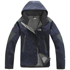 Cheap Mens The North Face Windstopper Jacket Water Blue uk   www.outdoorgeargals.com