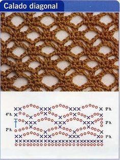 20 Patrones de Puntos Crochet   Todo crochet