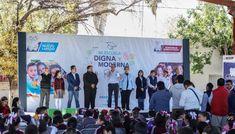 Arranca alcalde de Nuevo Laredo  obras en primaria 'Lázaro Cárdenas'