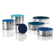 Dot 54 Bowls Turquoise for Stelton.com #colors #scandinaviandesign #decore #home #modern #interiors #kitchen