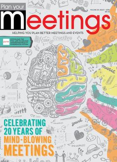Our special 20th anniversary issue of the PYM Annual is here! #yaypym #eventprofs #meetingprofs