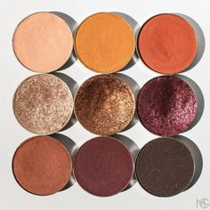 Leaves are falling. The Makeup Geek Autumn Glow Eyeshadow Bundle is calling. Cozy up to these warm colors—available for a limited time only! ---> https://www.makeupgeek.com/makeup-geek-autumn-glow-eyeshadow-bundle.html #ladyloungedotnet