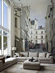 murais inspiradores para interiores - Preciso para minha vida
