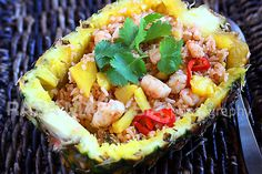 Pineapple+Fried+Rice