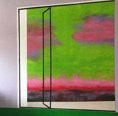 2015 landschap 200x200cm Paintings, Art, Art Background, Paint, Painting Art, Kunst, Performing Arts, Painting, Painted Canvas