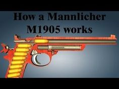 How a Intratec TEC-9 works - YouTube