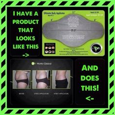 Have you tried that crazy wrap thing? tighten tone and firm! get wholesale for $40 off as a loyal customer. Call/text 520-840-8770 http://bodycontouringwrapsonline.com/wholesale