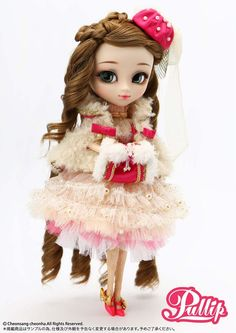 Another Doll for the 2012 Doll Carnival! She is lovely.