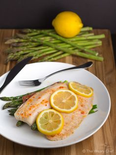 Easy fish packet recipes