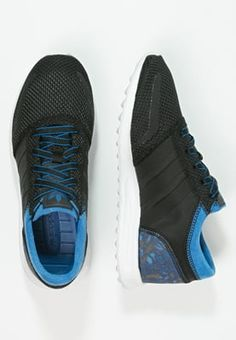 reputable site a3811 4838d adidas Originals LOS ANGELES - Sneakers - core black night navy dark marine  - Zalando.se