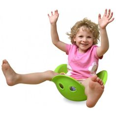 Bilbo- Such a fun vestibular toy- also gross motor, balance, imagination. Baby Toys, Kids Toys, Toddler Toys, Sensory Integration, Gross Motor Skills, Sensory Toys, Sensory Diet, Sensory Motor, Educational Toys