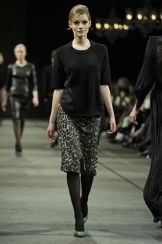 Cool skirt from By Malene Birger