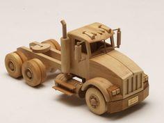 Wooden Toy Trucks, Wooden Car, Wooden Toys, Bmw 328, Wood Toys Plans, Kenworth Trucks, Peterbilt, Chevrolet, Classic Cars