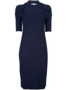 Carven - twist dress 1