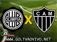 Assistir Olimpia x Atlético-MG ao vivo Final da Libertadores 2013