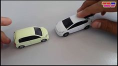 Toyota Prius Vs Toyota Porte | Tomica Toys Cars For Children | Kid's Toys Videos HD Collection