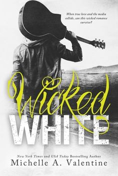 My ARC Review for Ramblings From This Chick of Wicked White by Michelle A. Valentine
