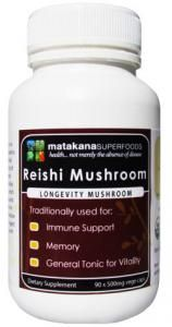 Reishi Mushroom, powerful immune booster and thought to support the body's natural defences against the many side effects of radiotherapy. Amazing! http://mywisebody.com/matanaka-superfoods-reishi-mushroom-500mg-90-caps