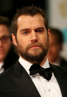 Henry Cavill Looking Sharp In His Tux At The BAFTA Awards
