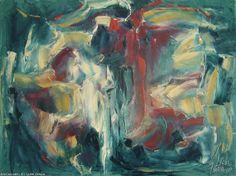 Artwork >> Lyuba Zahova >> Cosmos mood II