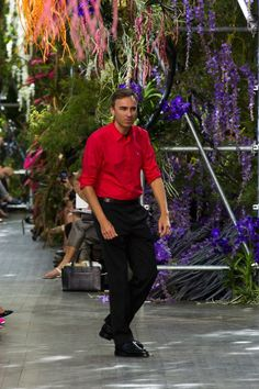 Raf Simons for DIOR. Ready To Wear SS 2014. Paris. Job well done.