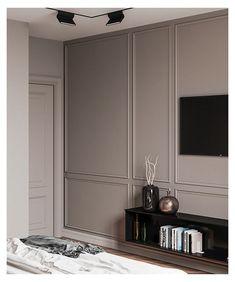 Modern Classic Bedroom, Bedroom Interior, Hotel Room Design, Bedroom Design, Luxurious Bedrooms, Classic Bedroom Design, House Interior, Modern Classic Interior, Apartment Interior