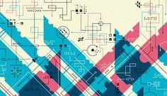 stylesheet illustration for Adobe on Behance