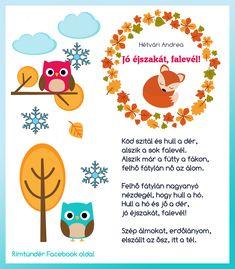 Kedves Karácsony! - versek Mikulás- és karácsonyi műsorokra a legkisebbeknek – Modern Iskola Kids Poems, Italian Language, Baby Crafts, Origami, Kindergarten, Carnival, Preschool, Children, Winter
