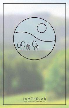 New LAB Branding: Summer poster.