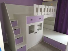 Ground Floor, Ideas Para, Loft, Flooring, Bedroom, Chile, Furniture, Home Decor, Simple Gowns