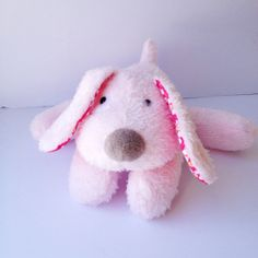 Plush Puppy   Penny by LittleLuckies2 on Etsy, $35.00