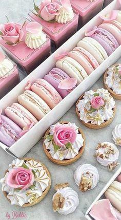 Macarons & Cookies ~ Debbie ❤