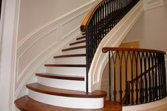 Very interesting iron work..traditional with a contemporary twist