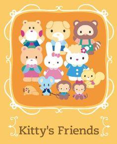 kitty-friends