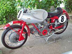 1951 Moto Guzzi 500 Bicylindre V-twin