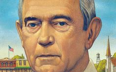 Dan Rather - Central Intelligence DURING THE 2016 PRESIDENTIAL CAMPAIGN, MUCH OF THE MAINSTREAM MEDIA FAILED TO UNDERSTAND VOTERS IN MIDDLE AMERICA. NOT DAN RATHER. HIS EARLY RECOGNITION OF TRUMP'S VIABILITY, AND A LATE EMBRACE OF SOCIAL MEDIA, HAS MADE THE 85-YEAR-OLD WHARTON NATIVE MORE RELEVANT THAN EVER.