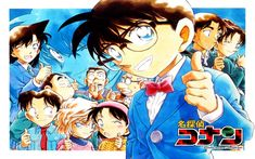 20 Best Detective Conan Images In 2017 Case Closed Magic Kaito