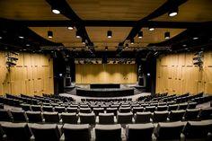 Case Studies, Museum of the Second World War Auditorium seating