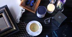 L'infuseur • Paris  Infusion n°2 : CALME . Composition : Tilleul - Pétales de fleur d'oranger - Camomille - Honeybush - Arôme de fleur d'oranger    © L'infuseur