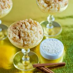 Portugese Rice Pudding by AFamilyFeast