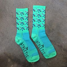 PDX Airport Socks — The Athletic