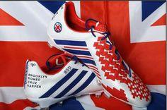 Beckham's final boots