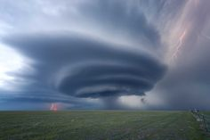 Incredible Storm Photography by Dennis Oswald #inspiration #photography