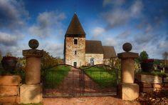 Fieldstone church by kari siren on 500px