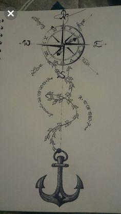 Tattoo compass drawing design clock 26 Ideas The post Tattoo compass drawing design clock 26 Ideas appeared first on Best Tattoos. Trendy Tattoos, Love Tattoos, Beautiful Tattoos, Body Art Tattoos, New Tattoos, Tattoos For Guys, Tatoos, Rosary Tattoos, Crown Tattoos